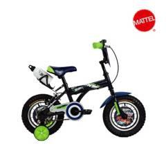 Monark - Bicicleta Infantil Hot Wheels Daytona Aro 12