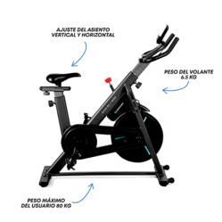 Monark - Bicicleta Spinning Q-100