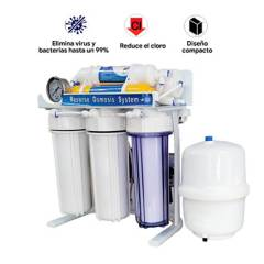 WATERLIFE - Purificador de agua con Ósmosis 100 GPD