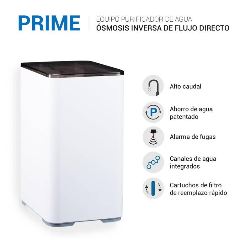 WATERLIFE - Purificador de agua con Ósmosis Prime 600 GDP