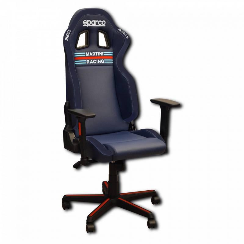 SPARCO - Silla Icon Martini Racing