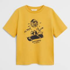 MANGO KIDS - Camiseta King
