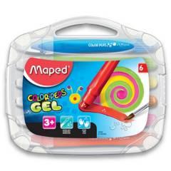 MAPED - Crayones Gel Colorpeps