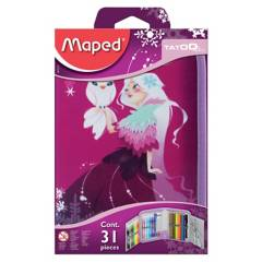 MAPED - Estuche Escuela Lleno Princess