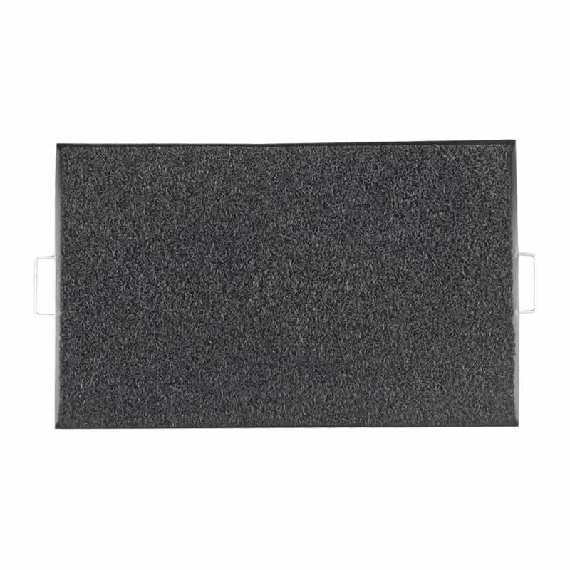 REYEMSA - Bandeja Desinfectante para Calzado de Acero Inoxidable 40x50x3 cm