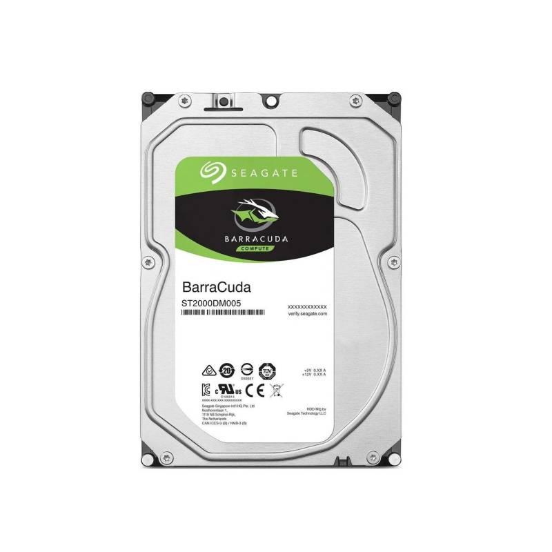 SEAGATE - Disco Duro Green Barracuda 1TB