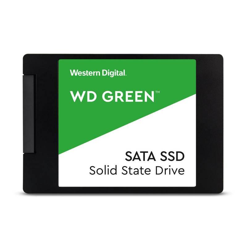 WESTERN DIGITAL - Disco Sólido Green 240GB
