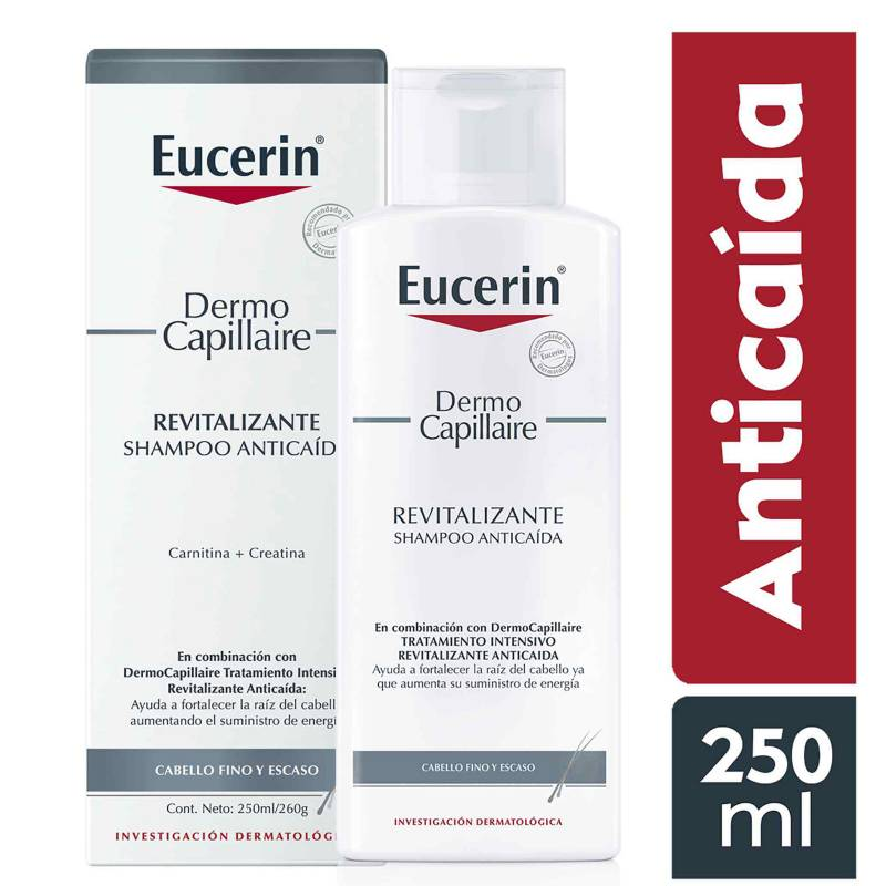 Eucerin - Dermocapillaire Shampoo Anticaída