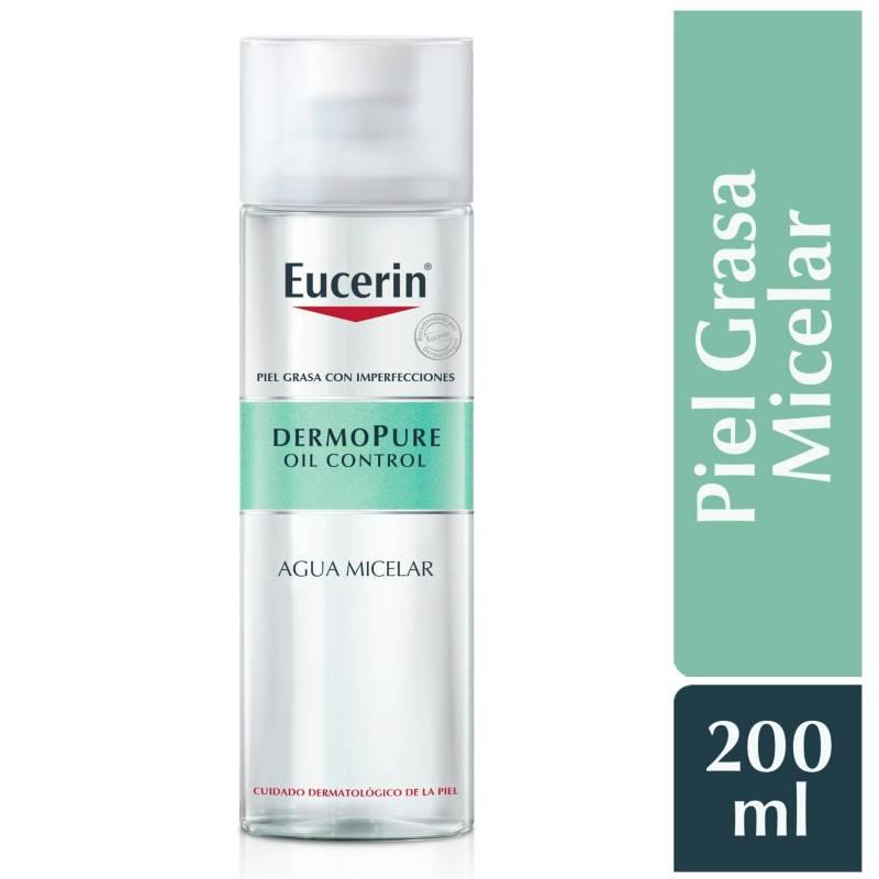 Eucerin - DERMOPURE Oil Control Loción Micelar