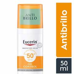 Eucerin - Sun Oil Control Toque Seco FPS 50+