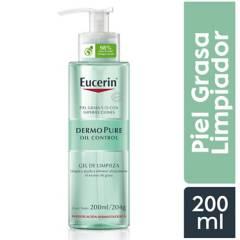 Eucerin - Dermopure Oil control Gel facial