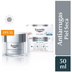 Eucerin - Hyaluron-Filler Crema Facial Antiarrugas de Día