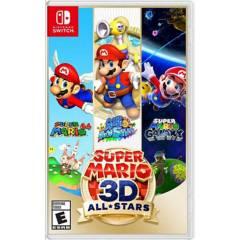 NINTENDO - Videojuego  Super Mario 3D All Stars Switch