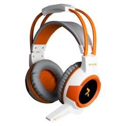 RIVALS - Audífono Mercury 5.1 Pro Gaming Gear Orangewhit