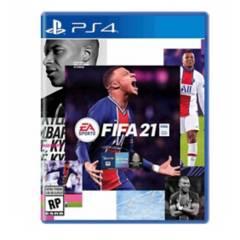EA - Video Juego FIFA 21 PS4-PS5