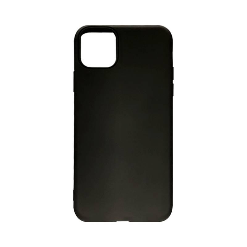 GENERICO - Case Siliconado Iphone 11 Pro Max Negro
