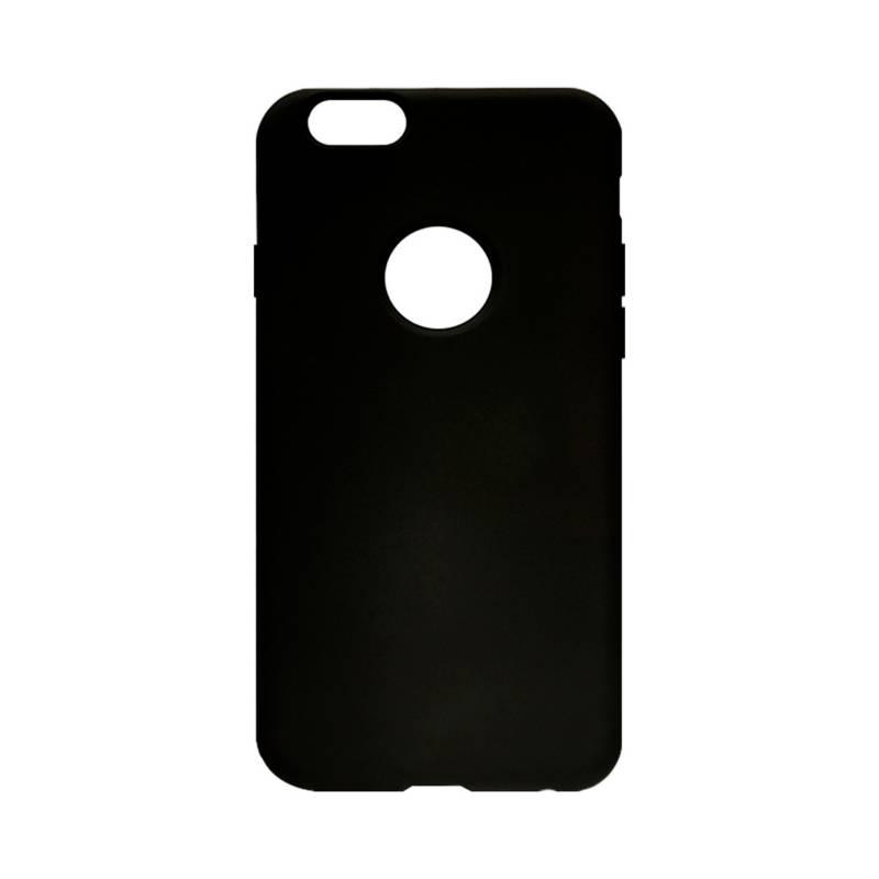 GENÉRICO - Case Siliconado Iphone 6s Negro