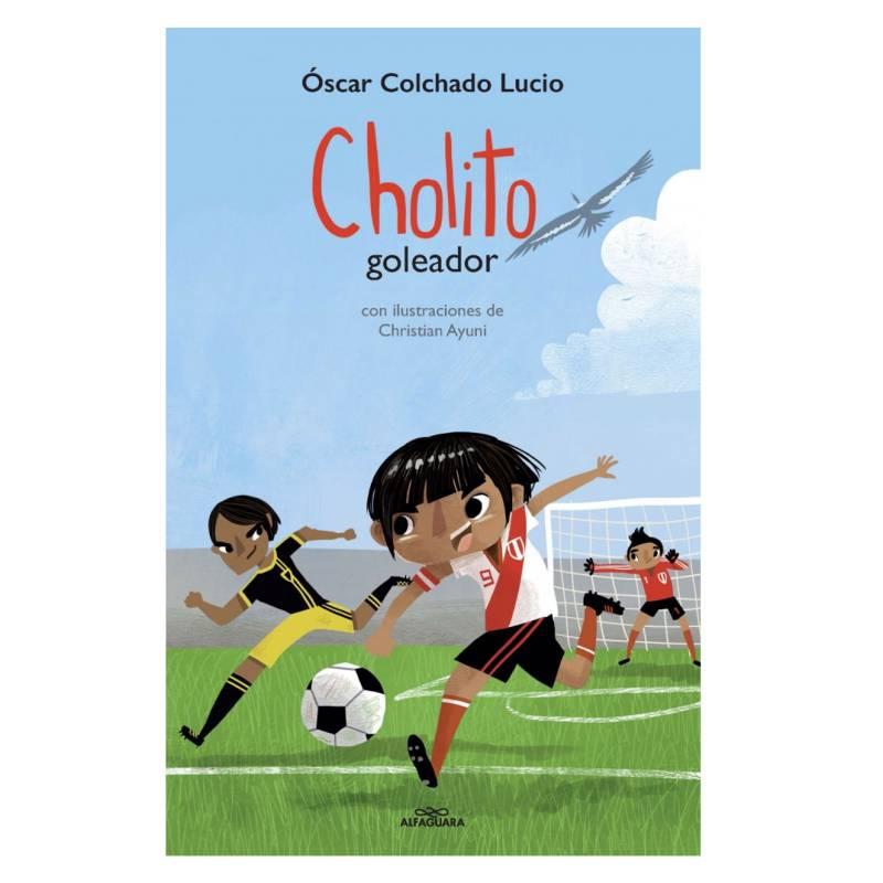 PENGUIN CLÁSICOS - Cholito Goleador