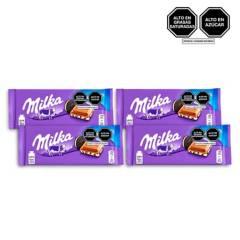 MILKA - Four Pack Milka oreo 100g
