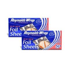 REYNOLDS - Two pack wrappers 50 unid