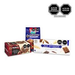 ITN - Three pack galletas de chocolate ITN