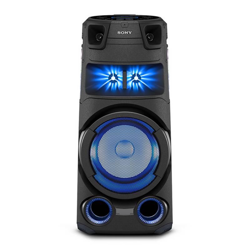 SONY - Equipo de Sonido Sony MHC-V73D Bluetooth Karaoke HDMI