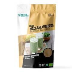 AMERICA ORGANICA - Maca Gelatinizada Polvo America Organica 170gr