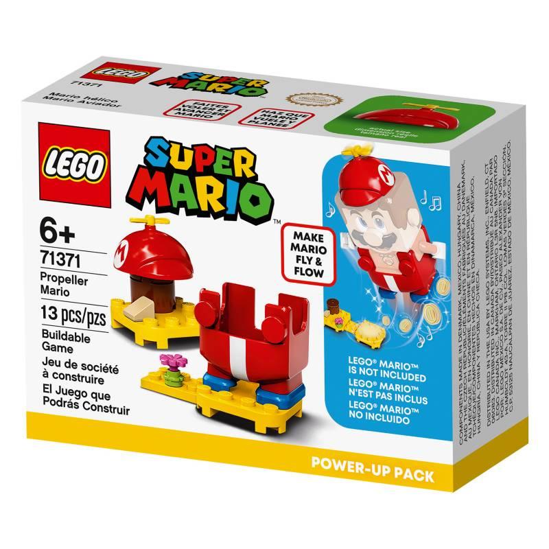 LEGO - Pack Potenciador Mario Helicoptero