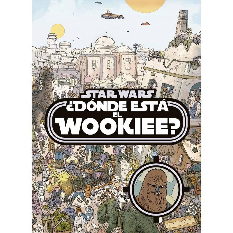 PLANETA - Star Wars. ¿Dónde está el wookiee?