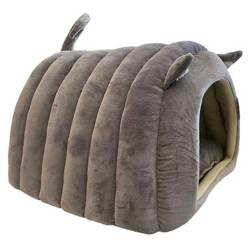 GOOSE - Cama Para Mascotas Goose Cama Cueva Gato Color Gris