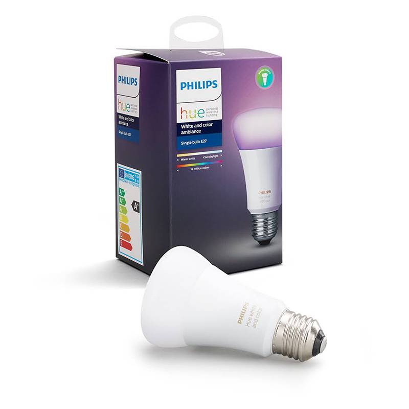PHILIPS HUE - Hue Foco RGB Bluetooth