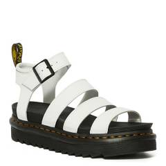 Dr. Martens - Sandalias Mujer Blaire Hyd White