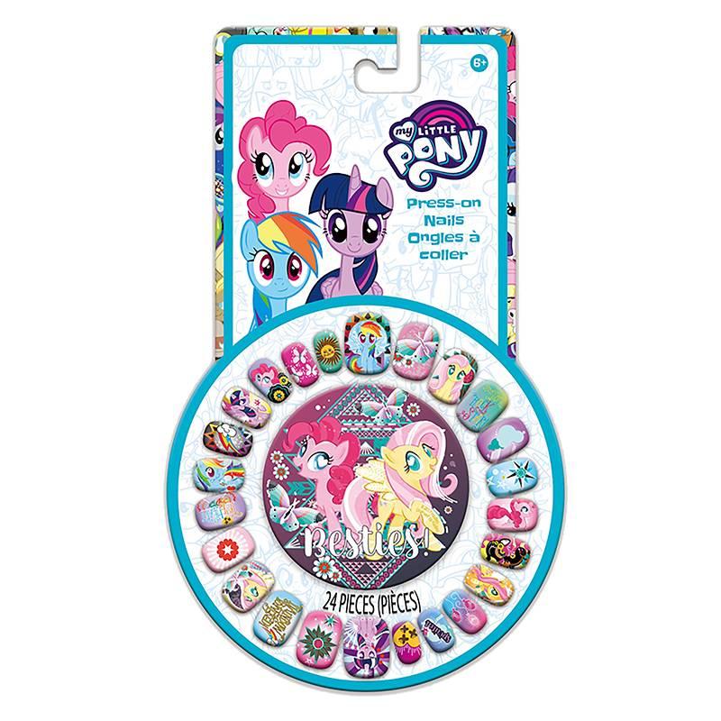 TOWNLEYGIRL - Stickers para Uñas x 24 My Little Pony