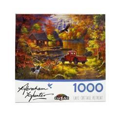 CRA Z ART - Rompecabezas Lake Cottage 1000 Pzas