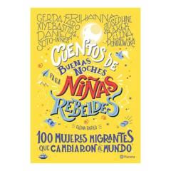 PLANETA - Cuentos de buenas noches para niñas Rebeldes: 100