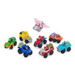 PAW PATROL - Set x 8 Vehículos