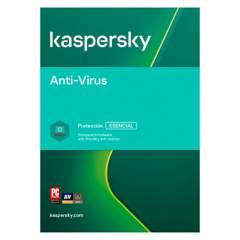 KASPERSKY - Antivirus Kaspersky 1 PC 1 año