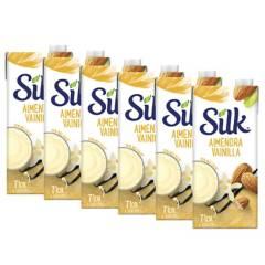 SILK - Bebida de Almendra Vainilla 946ml