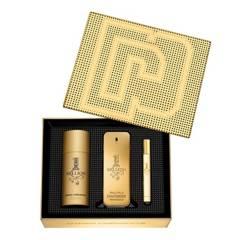 PACO RABANNE - Paco Rabanne 1 Million EDT 100 ml + Desodorante 150 ml + EDT 10 ml