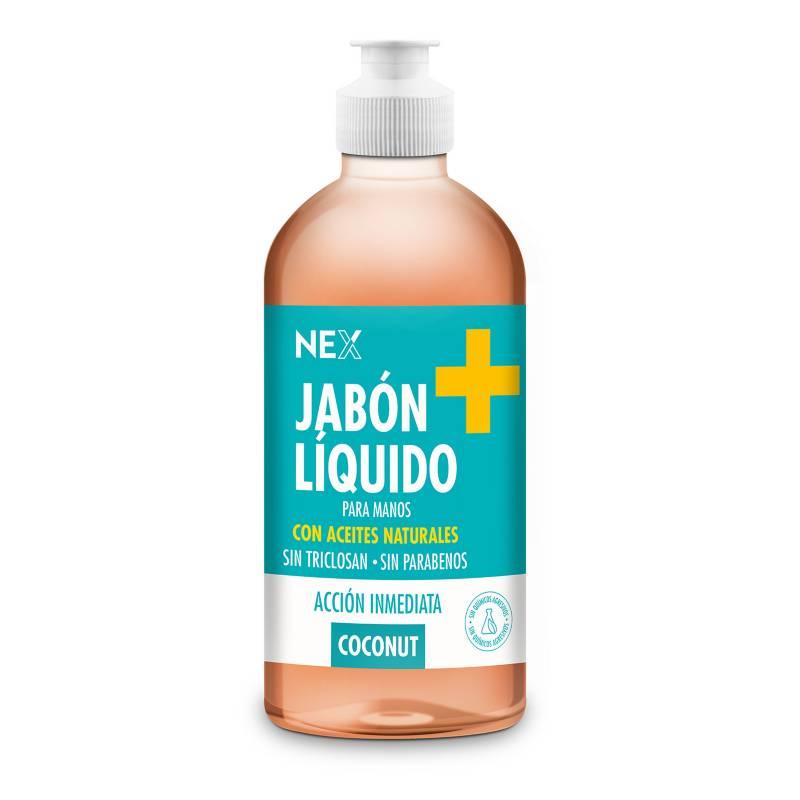 Nex - Jabón Líquido Para Manos Coconut x 400 ml