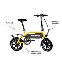 Monark - Bicicleta Eléctrica E-Mount Aro 14'