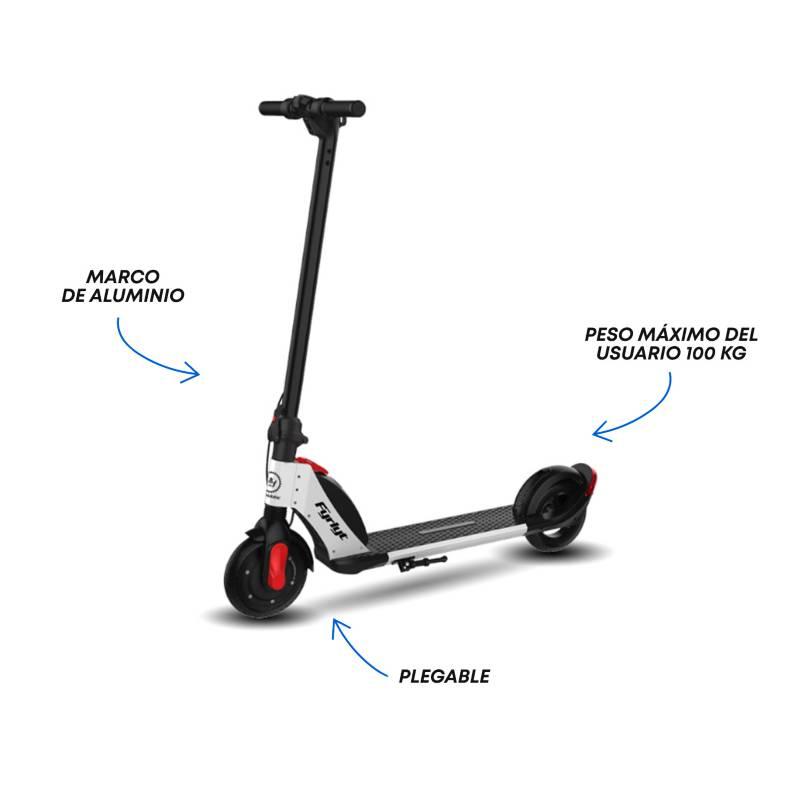 Monark - Scooter eléctrico Fyrlyt