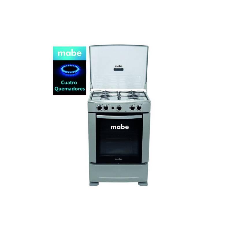 MABE - Cocina a Gas 4 Quemadores