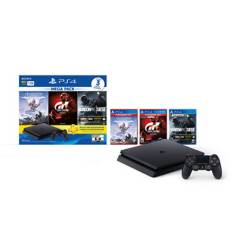 SONY - PS4 HW 1TB MEGAPACK 16