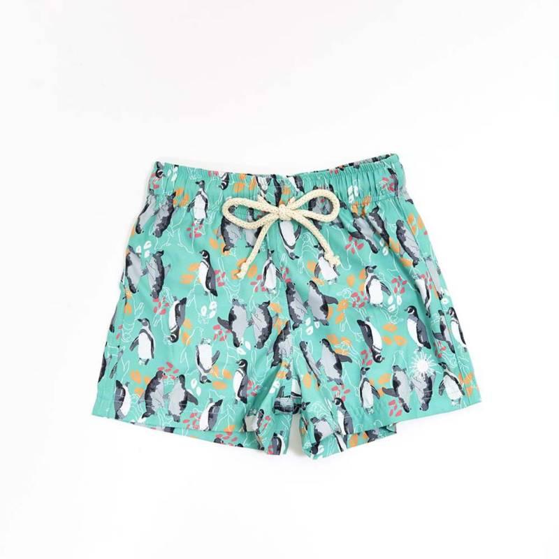 BUCARENA - Short Pingüinos