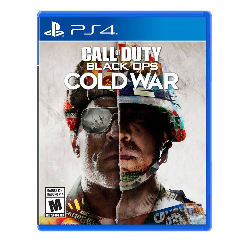 ACTIVISION - PS4 Call of Duty Black Ops Cold War