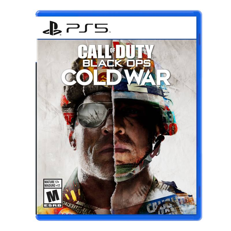 ACTIVISION - PS5 Call of Duty Black Ops Cold War