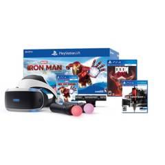 SONY - Playstation Vr Iron Man + 2 Juegos Vr Ps4