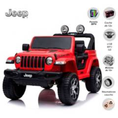 "JEEP - Jeep Wrangler ""RUBICON"" LICENCED"