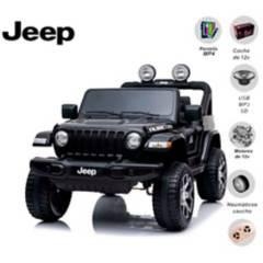 "JEEP - Jeep Wrangler ""RUBICON"" LICENCED"